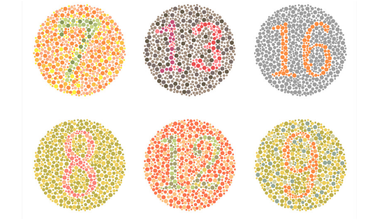 Do You Know If You Are Color Blind Vision Test From Home Eyeque