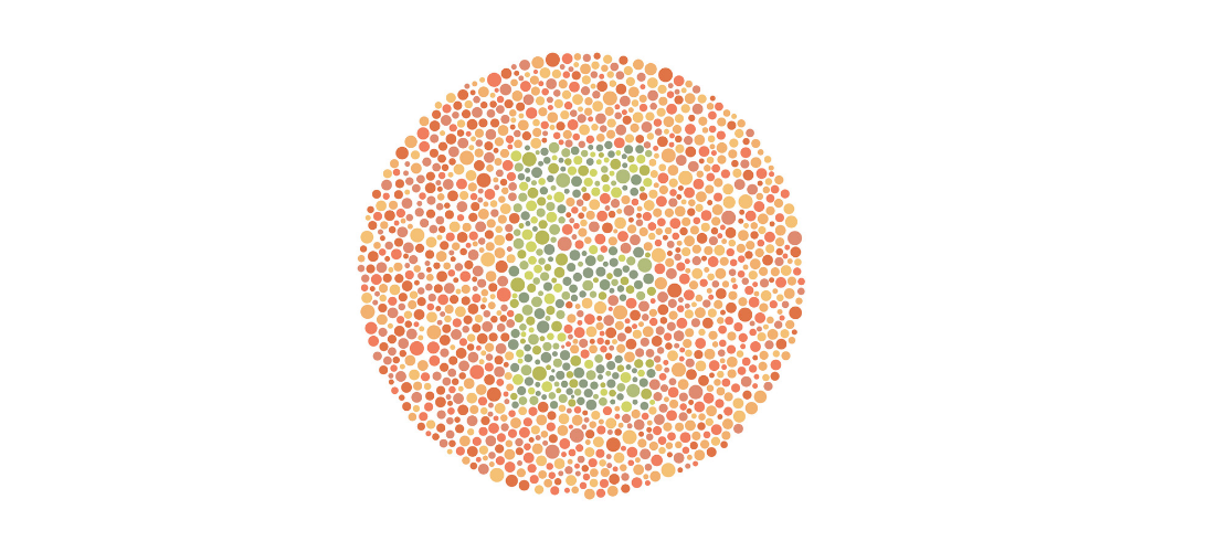 Ishihara Color Plate