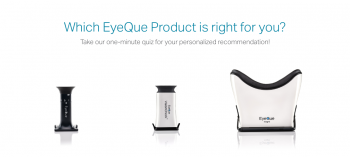 Which EyeQue Product Is Right For You?