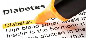 Diabetes definition highlighter